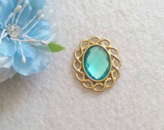 Princess Jasmine Inspired Brooch