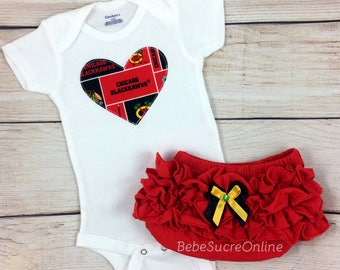 Chicago Blackhawks Outfit
