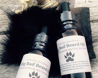 Big Bad Beard Oil