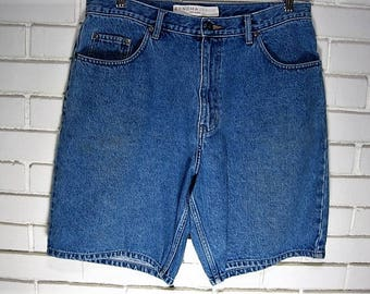 90's Sonoma jean shorts size 36