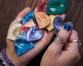 Intuitive Onyx Worry Stones