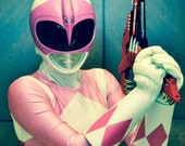 Pink Ranger Portrait