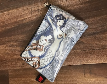 Handmade Mermaid Change Purse