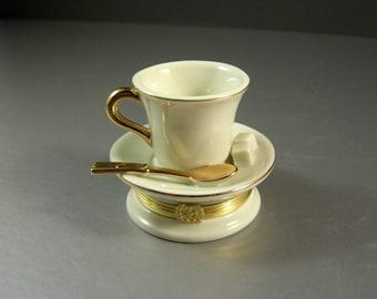 Lenox Time For Tea Treasure Box