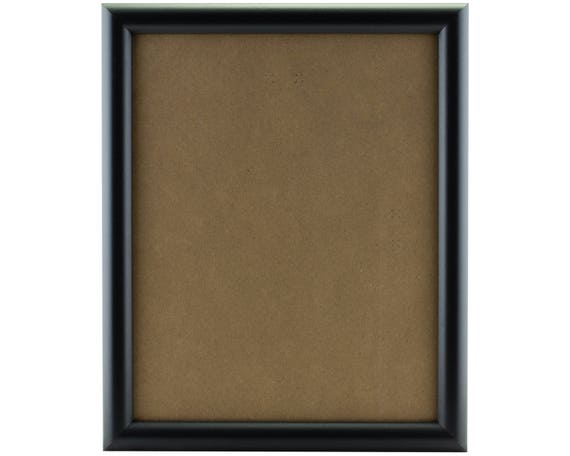 Craig Frames 14x18 Inch Contemporary Black Picture Frame