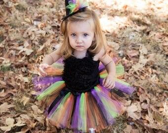 Witch Costume Tutu