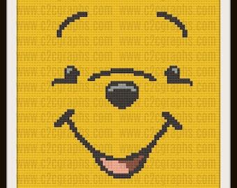 Winnie the Pooh C2C Graph