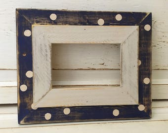 Handmade 4x6 Picture Frame