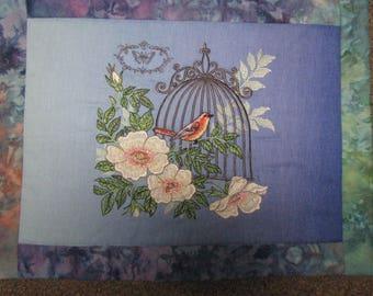 Spring Bird Placemats