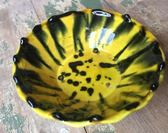 Small French Pottery Bowl