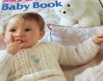 PATONS BABY BOOK - Knitting patterns only