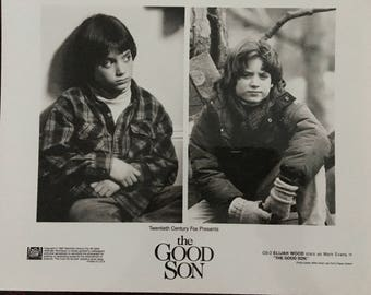 Movie photo from the Good Son.