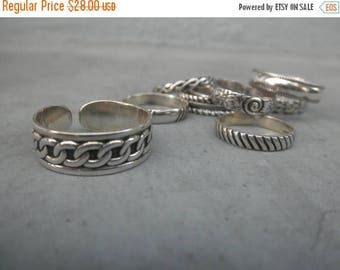 10%0FF Wide sterling silver cuff ring