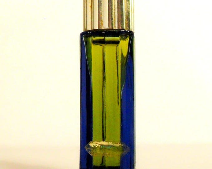 Vintage 1970s Je Reviens by Worth 1/8 oz Pure Parfum Miniature Mini PERFUME