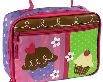 Personalized Stephen Joseph Cupcake Lunch Box Sale!!!