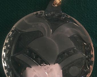 Mikasa Vintage Joyous Bells Crystal