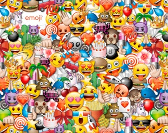 """Custom Made """"Emojis Gone Wild"""" Items Available in Different STYLES!! Prices Starting @:"""