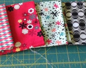 Art Gallery Fabrics Fat Quarter Pack 5, Nordika