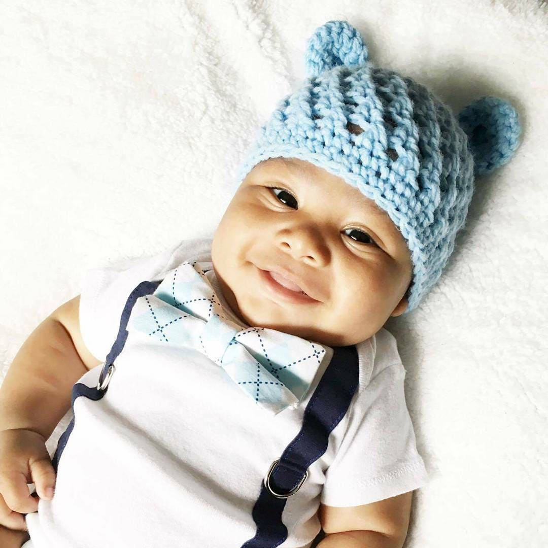 How To Crochet A Hat For A Baby Boy