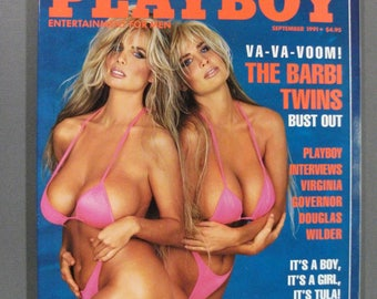 Playboy Magazine September 1991