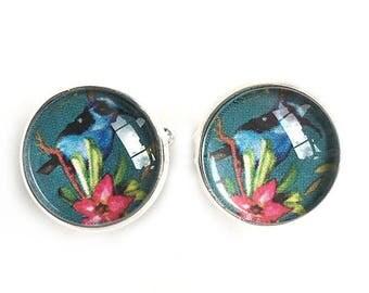 Hunningbird cufflinks
