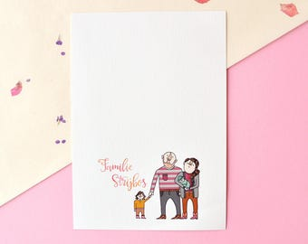 Family Stationery (ADD ON)