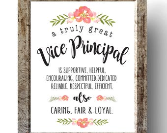 how to become a vice principal