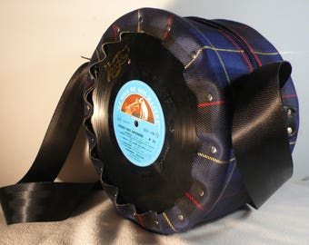 Vinyl Bag VYN-J BAG