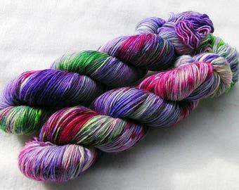 Merino SINGLE yarn, 100 %  100g 3.5 oz.Nr. 109
