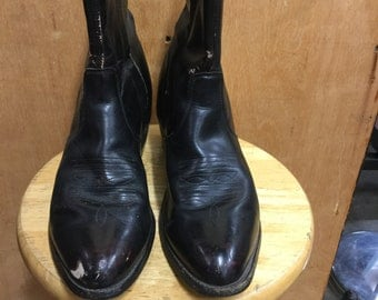 "9M leather Boots ""Really Cool"""