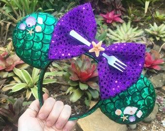 The Little Mermaid, Ariel Mickey Ears