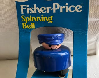 Fisher Price Chunky Spinning Bell