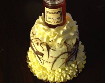 The Henny Cake (Local New York delivery and PICKUP only)