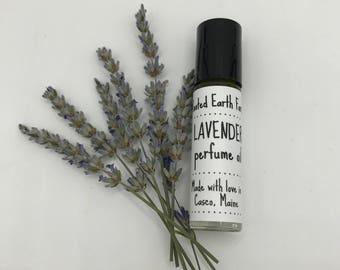 Lavender Perfume Oil, Lavender Oil, Vegan Perfume Oil, Perfume Oils, Hippie Perfume, Boho Perfume, Handcrafted Perfume, Organic Perfume Oil