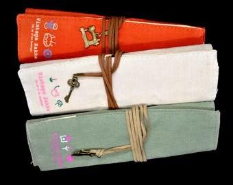 Cloth pen holder