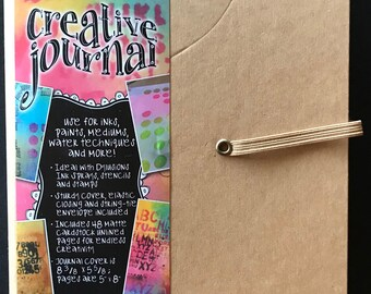 "Dylusions Dyan Reaveley's Creative Journal, 5"" x 8"""