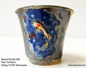 Bonsai Spider Pot No 389