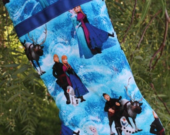 CLEARANCE - Disney's Frozen Christmas Stocking