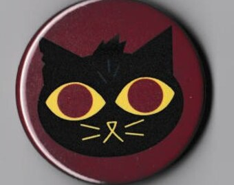 1.75in Night in the Woods Button