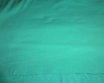 Flannel Fabric, Solid Aqua  100% Cotton, By the Yard...Quilts, Rag Quilts, Clothing, Crafts