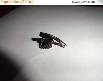 50% OFF Vintage metal lapel pin .5 inch length