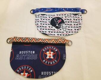 Texas Sport Team Fanny/Hip/Crossbody Bag