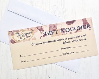 GIFT VOUCHER: Value of twenty-five pounds (GBP)