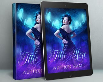 Premade cover art for self publishing authors