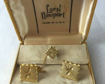 Lord Newport Cufflink set