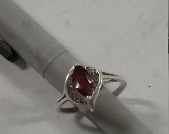 10% OFF 3 day sale Sterling silver .925 ring size8 2.9 grams