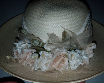 Vintage Ladies Hat
