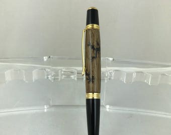 Electrocuted Walnut Pen