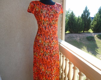 Vera Neumann Nightgown