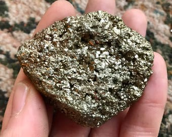 Pyrite/ Large Sparkly Nugget